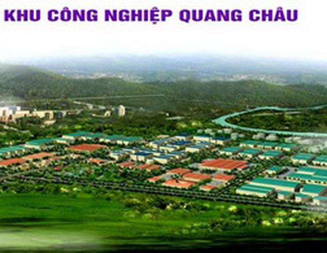 Wintek đầu tư thêm 870 triệu USD vào KCN Quang Châu