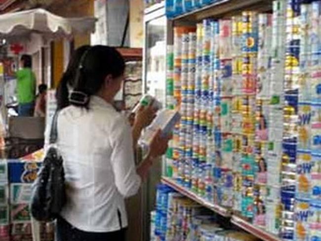 Sữa đề nghị tăng giá theo xăng