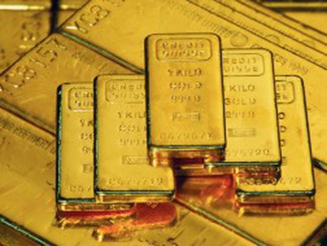 Giảm phiên thứ 7 liên tiếp, giá vàng xuống sát mức thấp nhất trong năm