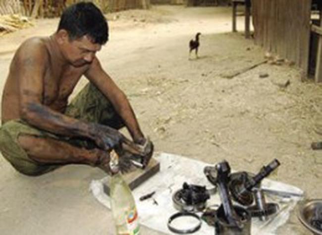 Điện: Nút thắt của Myanmar