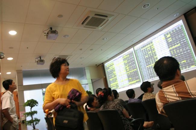 Bán vào ngày T+3 sẽ triển khai từ tháng 6/2012