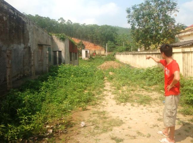 """Thanh Hóa: Xã bán đất cho dân rồi tự động... """"xén lại một ít"""""""