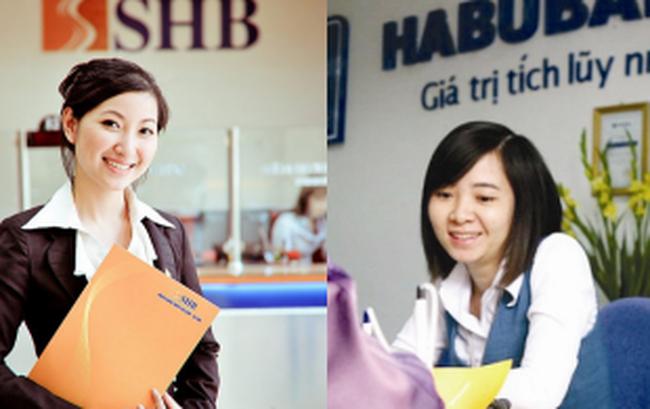 Dự thảo đề án sáp nhập: 1 cổ phiếu Habubank đổi 0,75 cổ phiếu của SHB