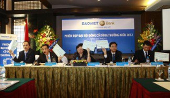 Baovietbank: Sẽ xử lý cơ bản nợ xấu đảm bảo bằng bất động sản trong 6 tháng đầu năm