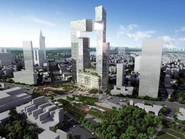 TP.HCM: 500 triệu USD xây khu phức hợp The One