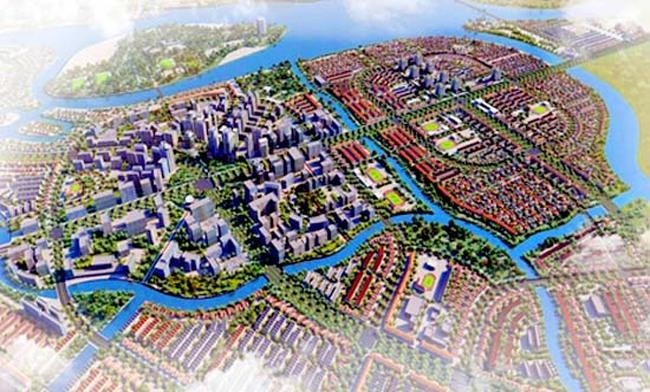 Công bố quy hoạch khu đô thị 3.400ha tại Thừa Thiên Huế