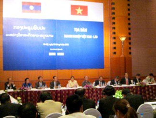 Việt Nam đầu tư sang Lào hơn 3,45 tỷ USD