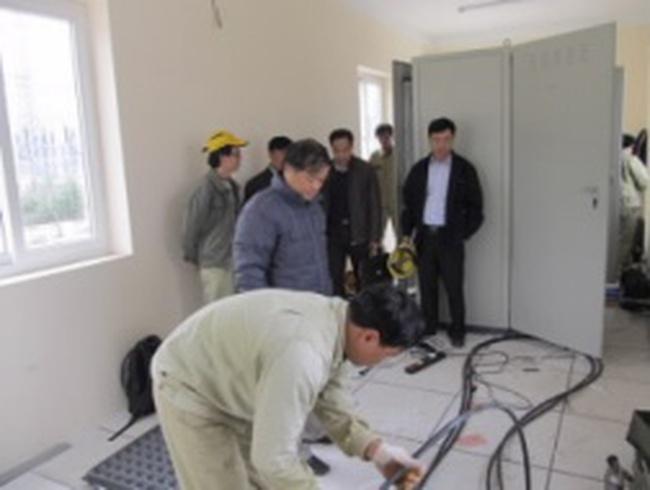 Nâng công suất truyền tải điện cho khu vực Đông Bắc Bộ