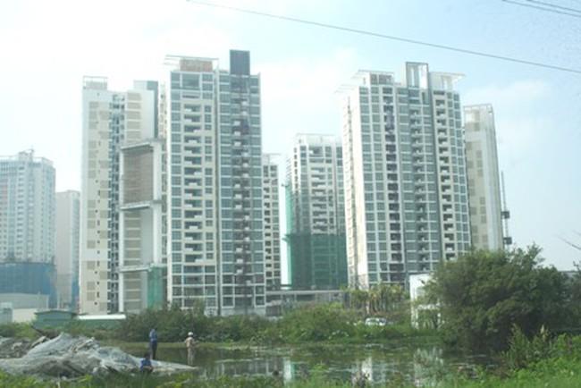 TPHCM: Nhà đầu tư đang âm thầm quay trở lại với bất động sản