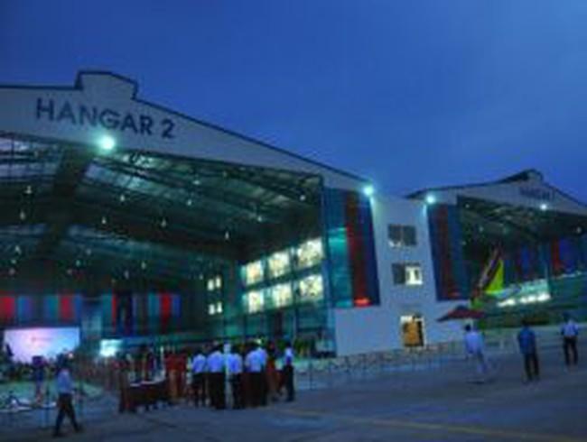 Khánh thành trung tâm sửa chữa máy bay đầu tiên VN