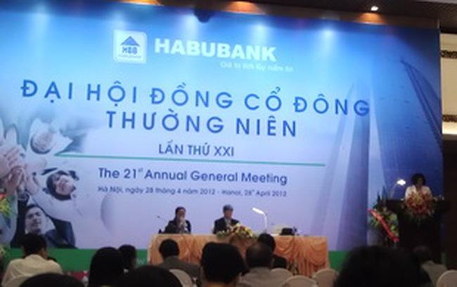 ĐHCĐ Habubank: 85,21% đồng ý sáp nhập vào SHB (update video)