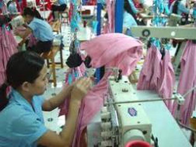 Xuất khẩu dệt may sang Hàn Quốc đạt 380 triệu USD