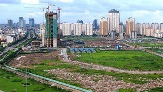 Đất đai là điểm nghẽn tái cơ cấu?