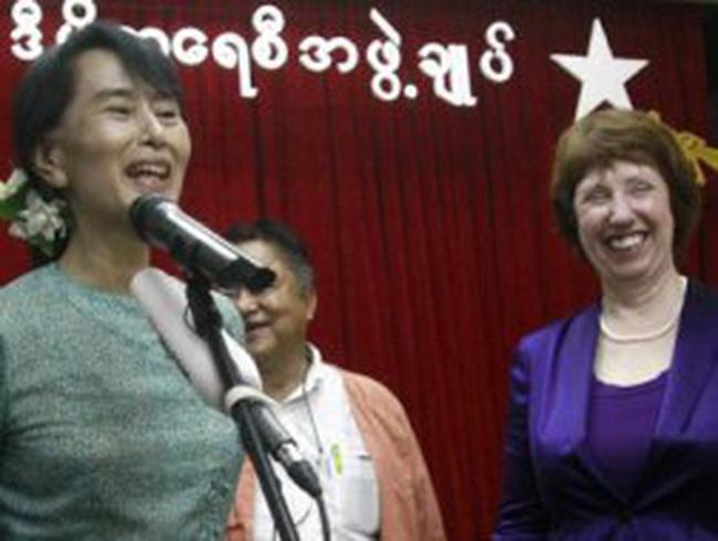 EU mở văn phòng ở Myanmar trong làn sóng cải cách