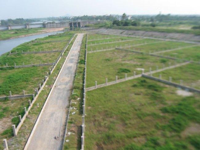 """Khu vườn sinh thái Cẩm Đình - Hiệp Thuận: Dự án """"nhà không, vườn trống""""!"""