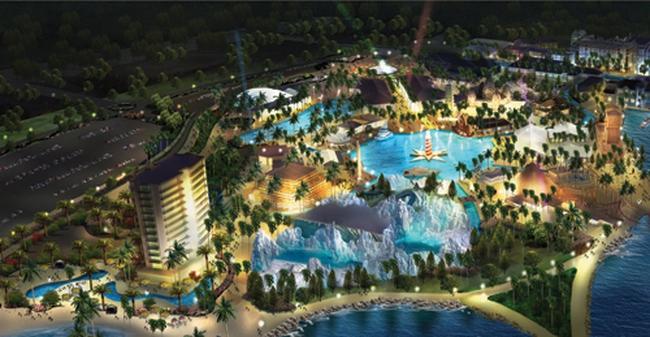 Sun Group xây 'công viên đại dương thế giới'
