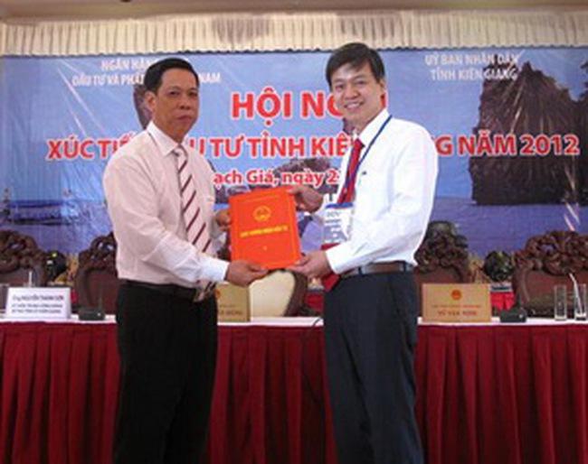 Nam Cường đầu tư BĐS nghỉ dưỡng tại Phú Quốc