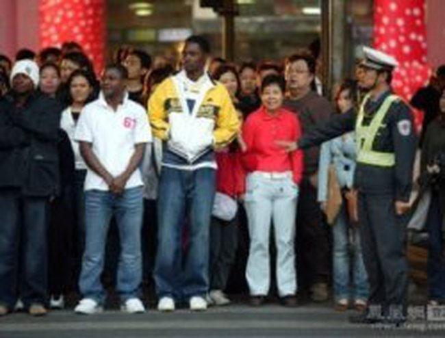 'Giấc mơ Trung Quốc' hấp dẫn châu Phi