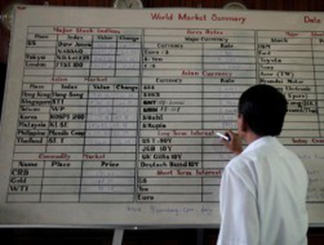 Myanmar sẽ thành lập thị trường chứng khoán vào năm 2015