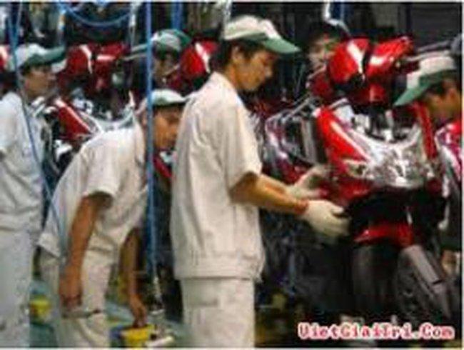 Công nghiệp xe máy: Hy vọng ở thị trường nước ngoài?