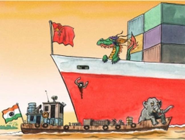 Trung Quốc - Ấn Độ: Từ thù địch đến nhà đầu tư