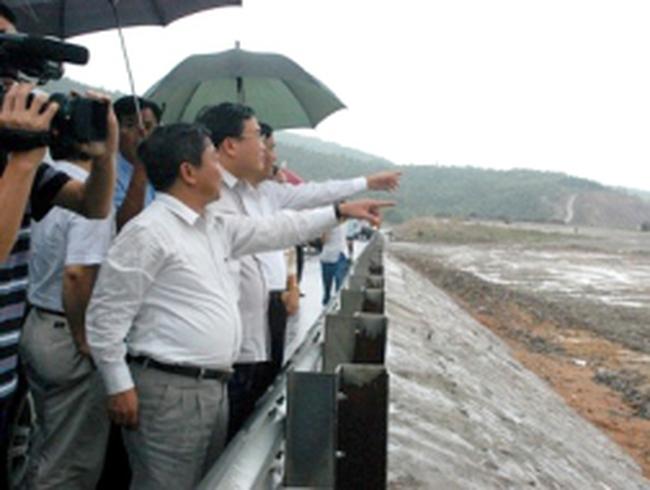 Thúc đẩy xây dựng hạ tầng cho KKT Vũng Áng