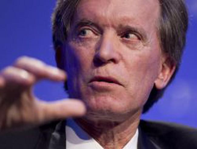 Bill Gross: Đức đang đối mặt với bong bóng trái phiếu