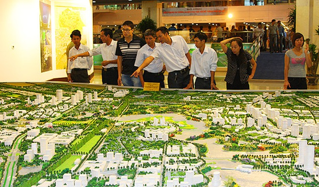 Quy hoạch Phúc Thọ thành đô thị sinh thái của Hà Nội