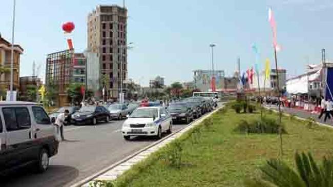 Thông xe tuyến đường hiện đại Nam Định - Mỹ Lộc