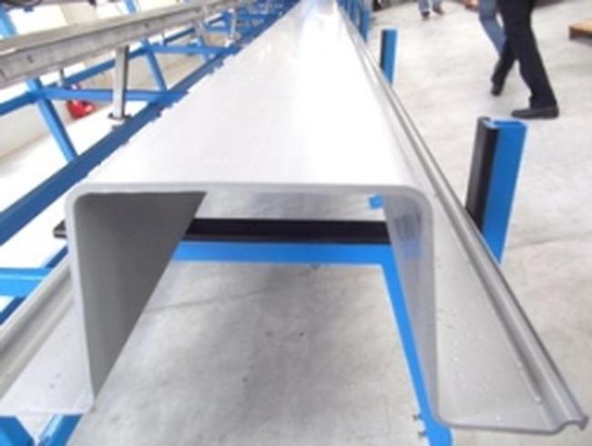 Khánh thành nhà máy cọc vách uPVC chống ngâp