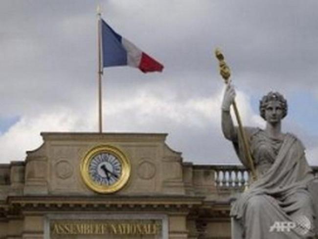 Pháp hạ dự báo tăng trưởng kinh tế 2012 và 2013