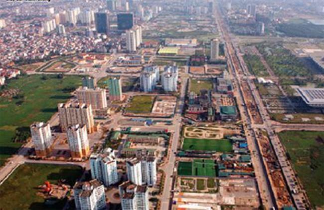 Cuộc chiến trên thị trường căn hộ Hà Nội