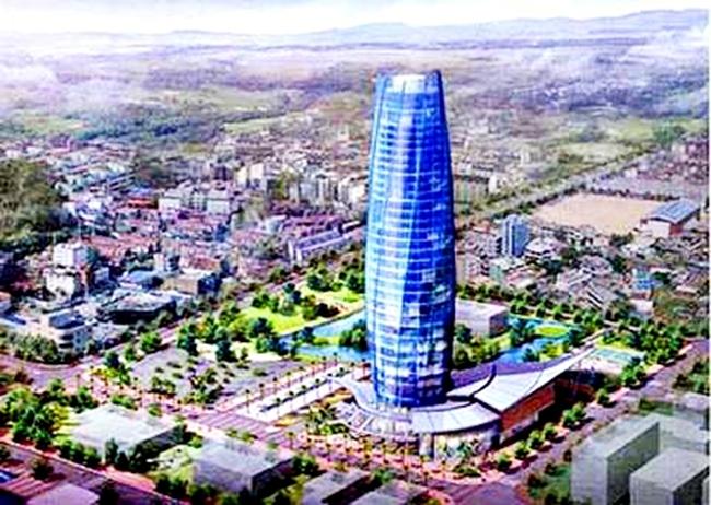 Chuẩn bị vận hành tòa nhà Trung tâm Hành chính TP Đà Nẵng