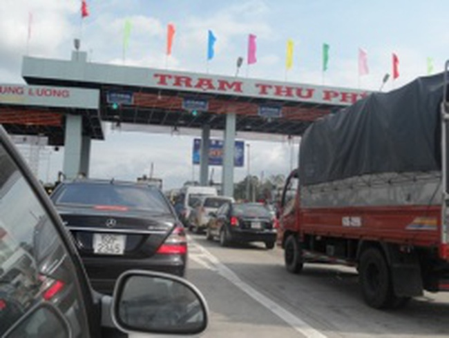 Chính phủ đồng ý giảm phí cao tốc TPHCM - Trung Lương