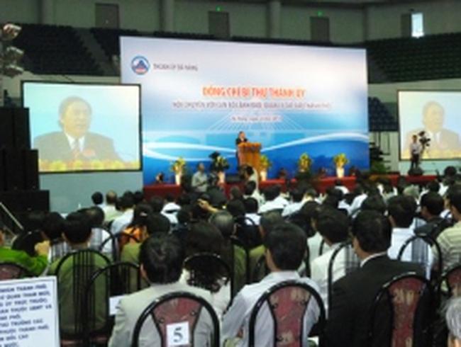 Cán bộ Đà Nẵng nghĩ gì về ông Nguyễn Bá Thanh?