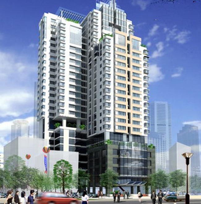 Sắp triển khai dự án căn hộ 451 tỷ đồng tại số 26 Liễu Giai