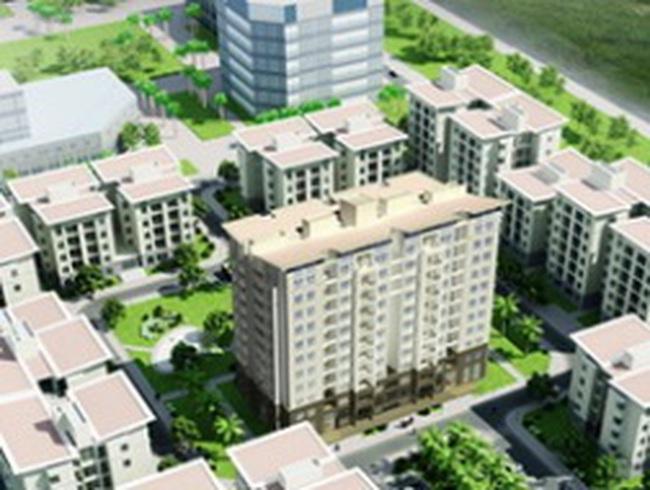 HU3: Xin ý kiến cổ đông đầu tư dự án thứ phát tại khu đô thị Lê Thái Tổ, Bắc Ninh