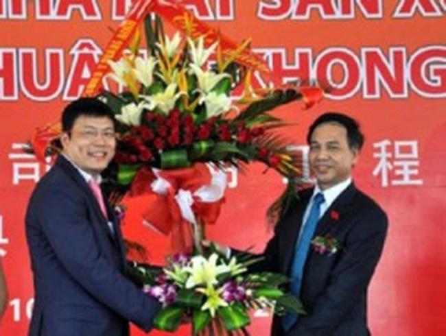 Texhong khởi công nhà máy sợi 300 triệu USD tại Quảng Ninh