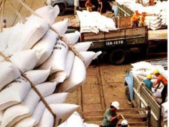 Xuất khẩu gạo gặp cạnh tranh gay gắt