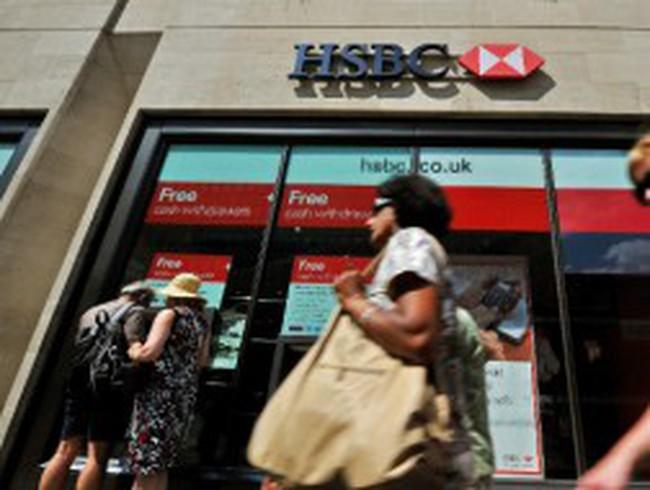 HSBC có thể bị phạt 1 tỷ USD vì liên quan đến rửa tiền