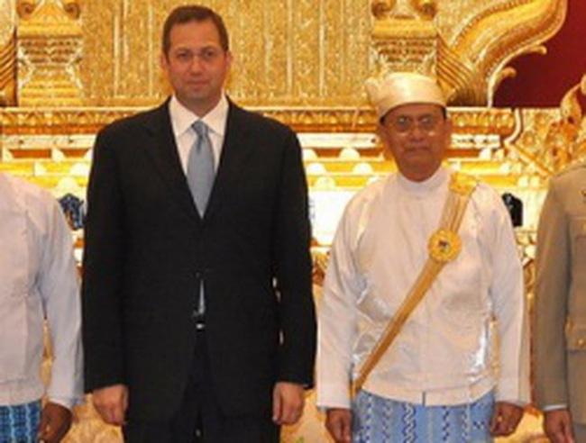 Mỹ cho phép đầu tư vào Myanmar