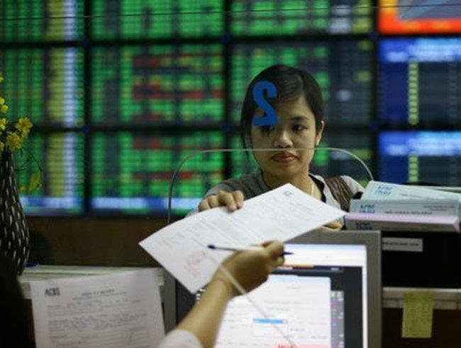 Thị trường dửng dưng