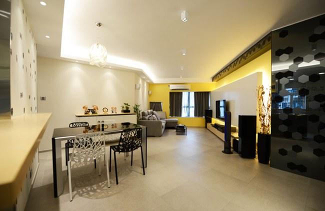 Ngắm thiết kế căn hộ hiện đại tại Hong Kong