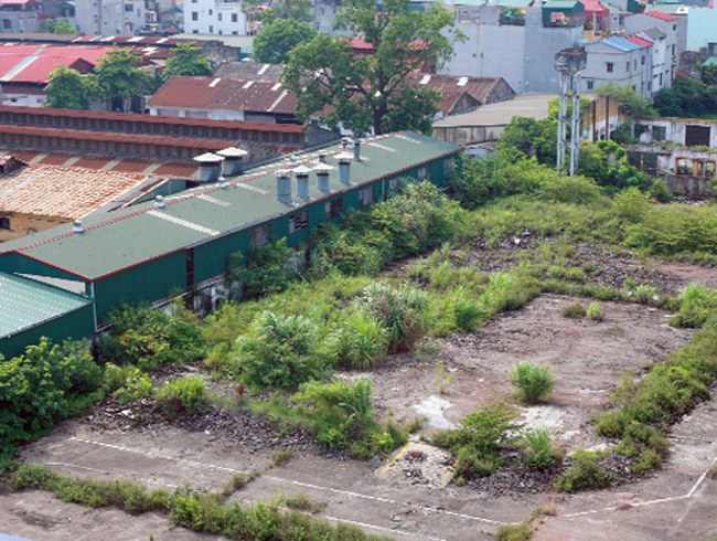 Thu hồi đất của các DN tại Hà Nội: Tìm giá trị đích thực