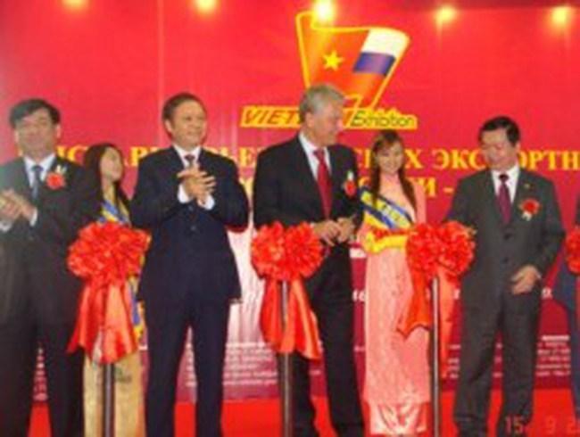 Nga gia nhập WTO: Cơ hội cho thương mại Việt Nam