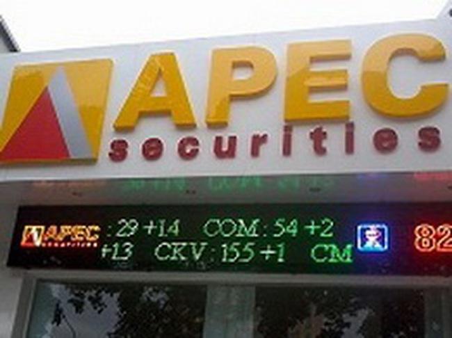 APS: Lợi nhuận 6 tháng vượt 45% kế hoạch năm 2012