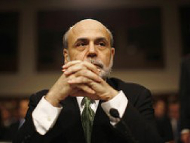 Ben Bernanke vẫn tiếp tục hứa suông?