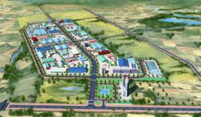 Điều chỉnh quy hoạch KCN Lương Sơn mang lại tiện ích cho dân