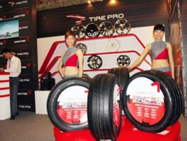 Kumho Tires đầu tư thêm 100 triệu USD vào Việt Nam