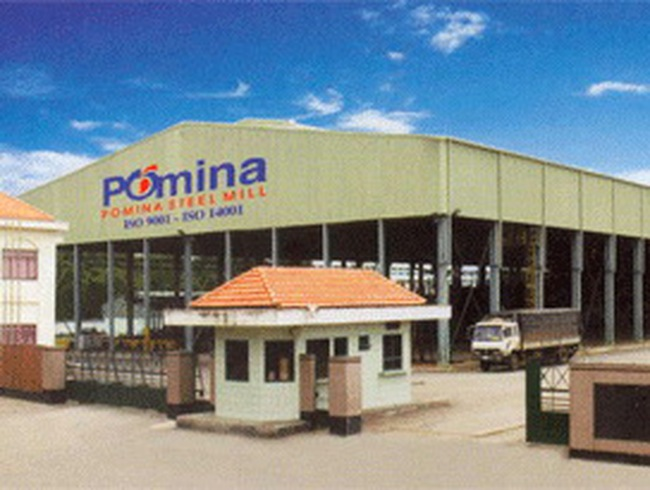 Công ty mẹ Pomina: LNST 6 tháng chưa bằng 1/3 cùng kỳ